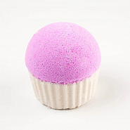 "Bath fizzer ""Strawberry cupcake"""